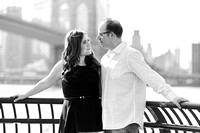 Alina & Liran E-Session | DUMBO Brooklyn, NY
